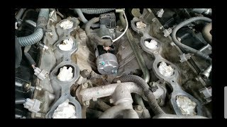 How to replace an nissan armada starter videos / InfiniTube