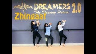 Zingaat Hindi | Dhadak | IAjay-Atul | Amitabh Bhattacharya | Dance Choreography
