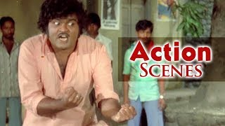 Superhit Action Scenes of Ashok Saraf | Mosambi Narangi | Evergreen Marathi Comedy Movie