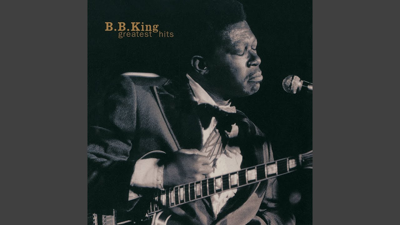 Top 10 B B  King Songs - ClassicRockHistory com