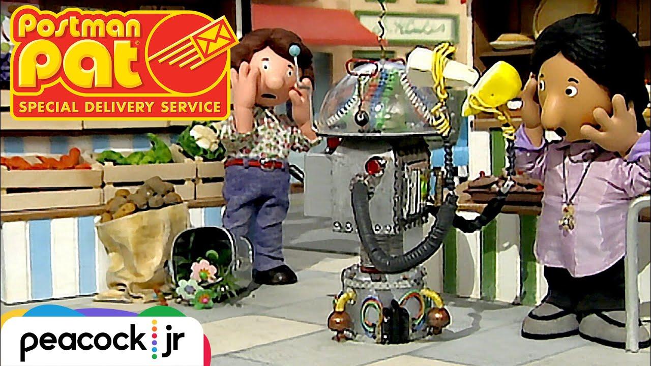 Rogue Robots | POSTMAN PAT SPECIAL DELIVERY SERVICE