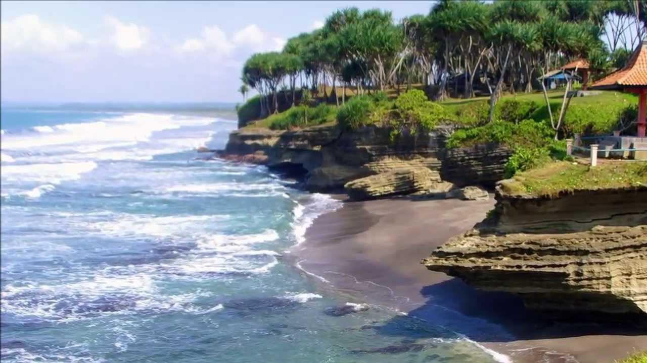 Pantai Pangandaran Tempat Wisata Di Pangandaran Jawa