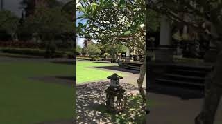 Amazing Temple in Bali travel in Indonesia 2018