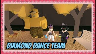 ROBLOX DIAMOND DANCE TEAM - LOSE IT (By Oh Wonder)