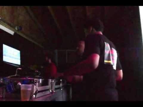 "Champion Squad live in Antigua ""Dehydration"" 10 Mixtape"