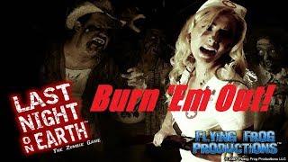 Last Night On Earth: Intro, Setup & Turn 1
