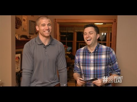 2 Point Lead: Hanging with Jordy Nelson