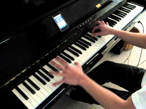 Everlong - Foo Fighters Piano Cover