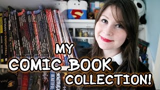 MY COMIC BOOK COLLECTION!