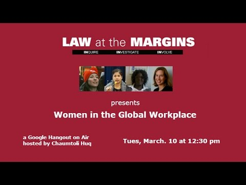 Women in the Global Workplace (updated)