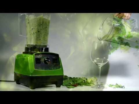 Блендер dream greenery от RawMID - делает всё, что пожелаете