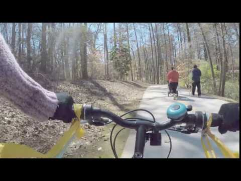 Bike Ride in a Blink! Giving Audible Signal before Passing