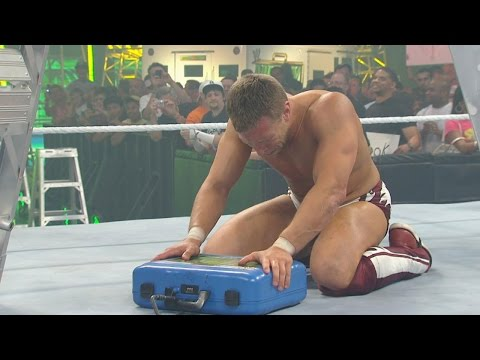 WWE Network: Daniel Bryan's thrilling victory at Money in the Bank 2011