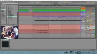 Ableton Tutorial: Chopped Up Glitchy Bass Lines (Serum, Massive, Sound Design, Arrangement)