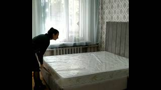 Обзор кровати Параллель