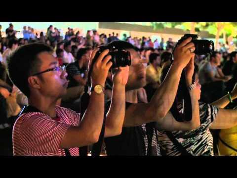 Marina Bay Sands: The Wonder Full Show