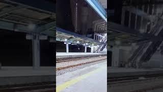 서대전역에서 화물열차 통과모습