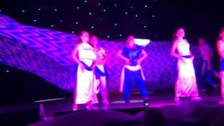 Testa Dance Show 15 декабря 2013 года