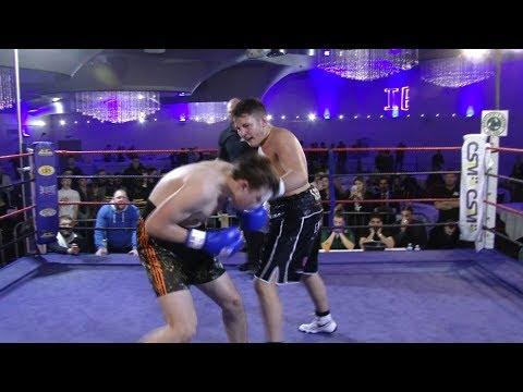 IBA Boxing - Tom Mahon v Mason Martin - City Pavilion