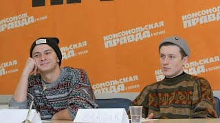 "Суперфиналисты шоу ""Х-фактор 9"" - группа ZBS Band"