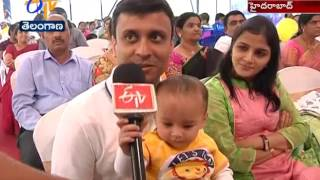 Over 350 Test Tube Babies Rejoice at Anu Fertility Centre in Hyderabad
