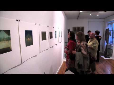 Vernissage exposition Mitsuo Shiraishi à la Galeri...