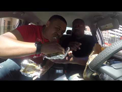Hot taco Food Review!!!