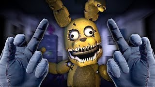 FNAF VR Like a Mexican [Part 2]