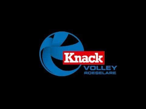 Il particolare allenamento del Knack Roeselare