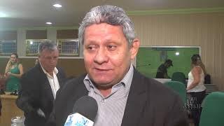 Entrevista com Jorge Brito - Presidente da Câmara Municipal de Morada Nova. 21/06/2018
