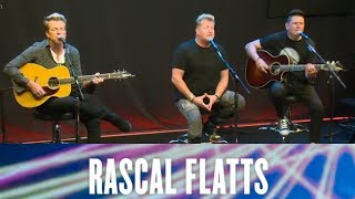 Getting SERIOUS with Rascal Flatts Mp3