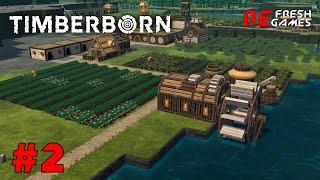 #2 Бобриные технологии - Timberborn