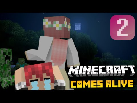 [Maybe] Minecraft Comes Alive - Episode 2