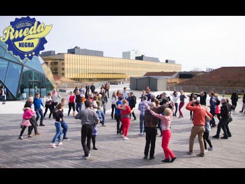Malmö Rueda de Casino Flashmob 2016 (Behind The Scenes)