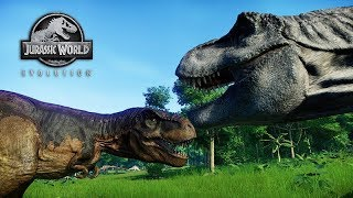 Jurassic World Evolution - Mundo Aberto #131