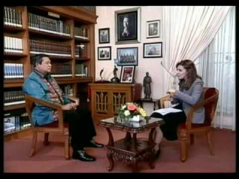 SBY menjawab, wawancara dengan metroTV