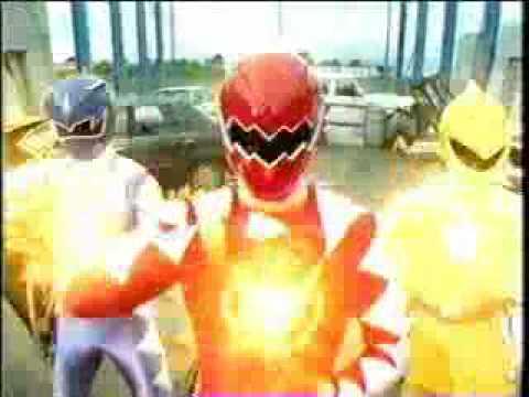 Jetix Power Rangers marathon commercial