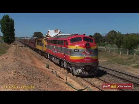 B65 & B61 - Canberra ARHS NYE tour - December 2008