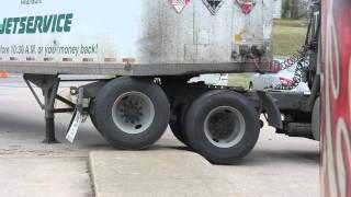 Retarded Truck Driver