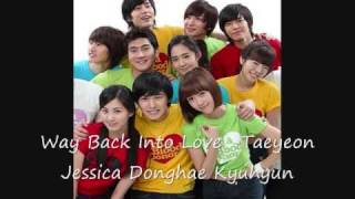 090624 Super Junior And SNSD Way Back into Love [Audio/ DL Link]