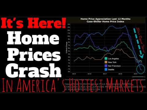 Economic Collapse News - Home Prices Are Falling Fast In The Hottest Housing Markets In The US
