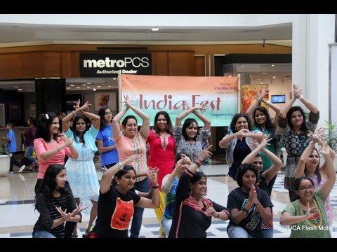 Flash Mob - INDIA FEST 2016 Promotion - Hanes Mall Winston Salem