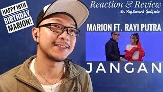 Marion Jola - Jangan ft. Rayi Putra - REACTION & REVIEW dr. Ray Leonard Judijanto