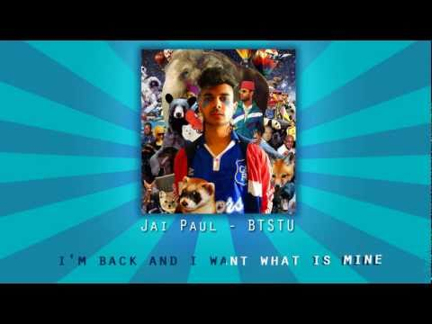 Jai Paul - BTSTU HD 320 + Lyrics