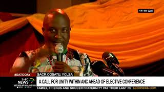ANC in Mpumalanga prepares for elective conference