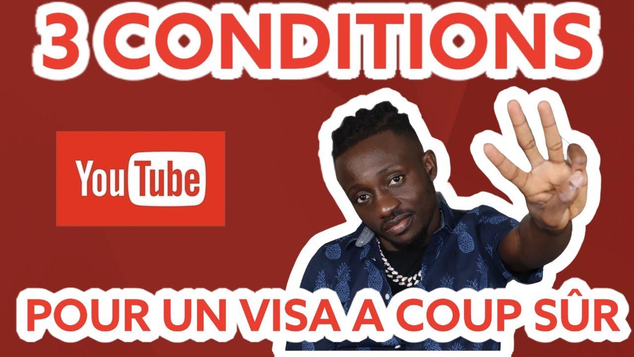 Campus France: Les 3 conditions pour un visa garanti