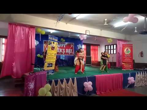 Dance performance of Pass bulati hai kitna rulaty hai in St. Joseph's Convent school Nawanshahr