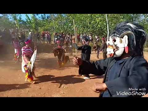 Seni reog Krido Budoyo Baseran-Asrimulyo  2018