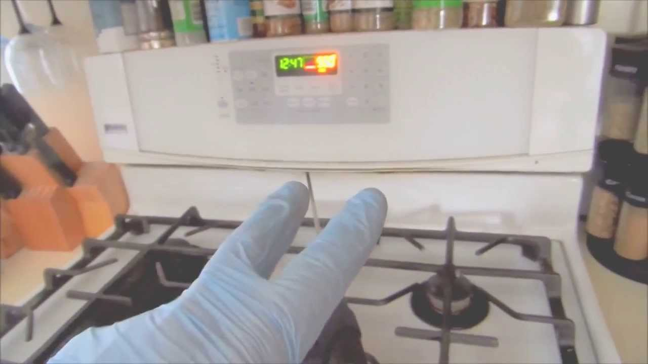 high carbon monoxide levels on cooking stove part 2 - YouTube