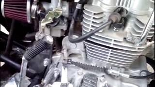 mejorar moto Cambiando el CDI UM 200 Renegade con CDI especial Pietcard 2379R